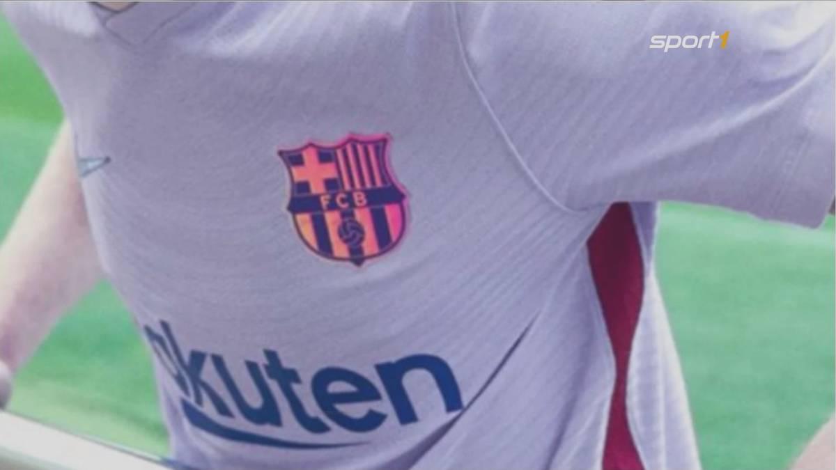 Der FC Barcelona stellt sein neues Auswärtstrikot für die kommende Saison vor. Die Blaugrana laufen zukünftig in fliederfarbenen Jerseys auf und das hat einen besonderen Hintergrund.