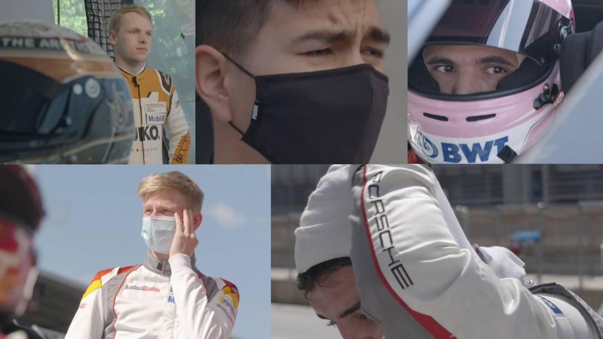 """Nach drei Titeln in Folge ist Schluss für Michael Ammermüller im Porsche Supercup. Doch eine ganze Reiher """"junger Wilder"""" steht schon in den Startlöchern, seine Nachfolge anzutreten."""