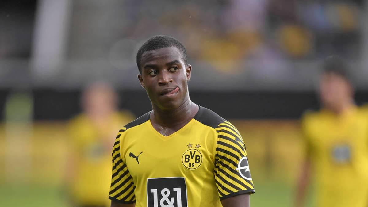 Youssoufa Moukoko ist erst 16 Jahre alt, doch Borussia Dortmunds Ausnahmetalent wollte aufhören noch bevor seine Karriere richtig begonnen hat. Das hat einen Grund.