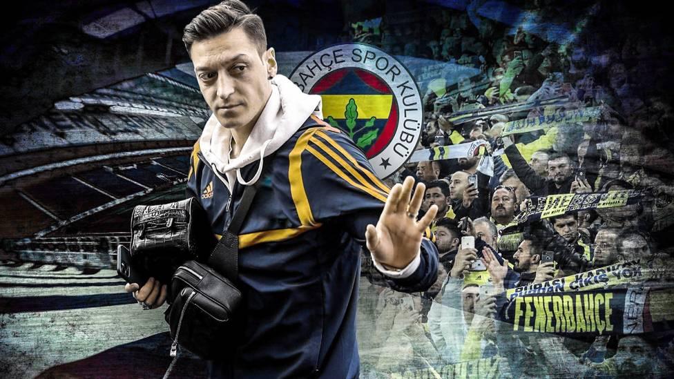 Mesut Özil schließt sich Fenerbahce Istanbul an. Türkei-Experte Taner Güven ordnet den Transfer in den SPORT1 News ein.