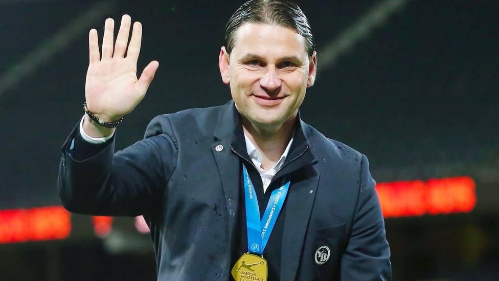 Fußball-Bundesligist Bayer Leverkusen hat den Schweizer Gerardo Seoane als Cheftrainer für die neue Saison verpflichtet.