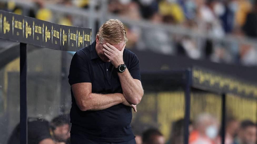 Es kommt immer dicker für den kriselnden FC Barcelona: Zum ersten Mal überhaupt hat der Klub seine ersten beiden Partien in der Champions League verloren. Ist Ronald Koeman noch der Richtige?