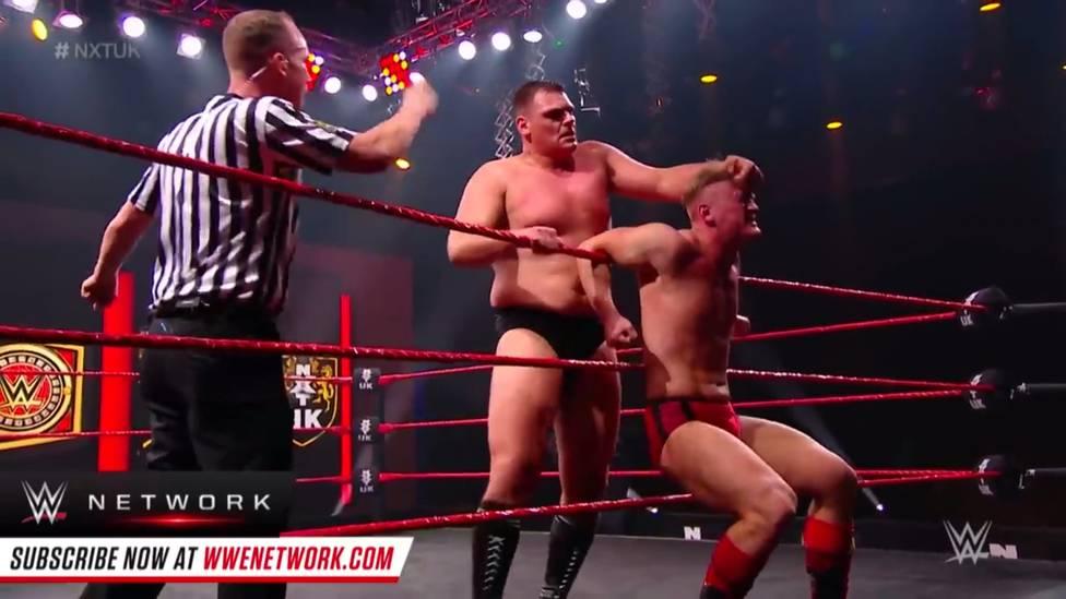 Der Österreicher WALTER und der Deutsch-Russe Ilja Dragunov liefern sich bei NXT UK die WWE-Schlacht des Jahres - mit teils unglaublich brutalen Einlagen.