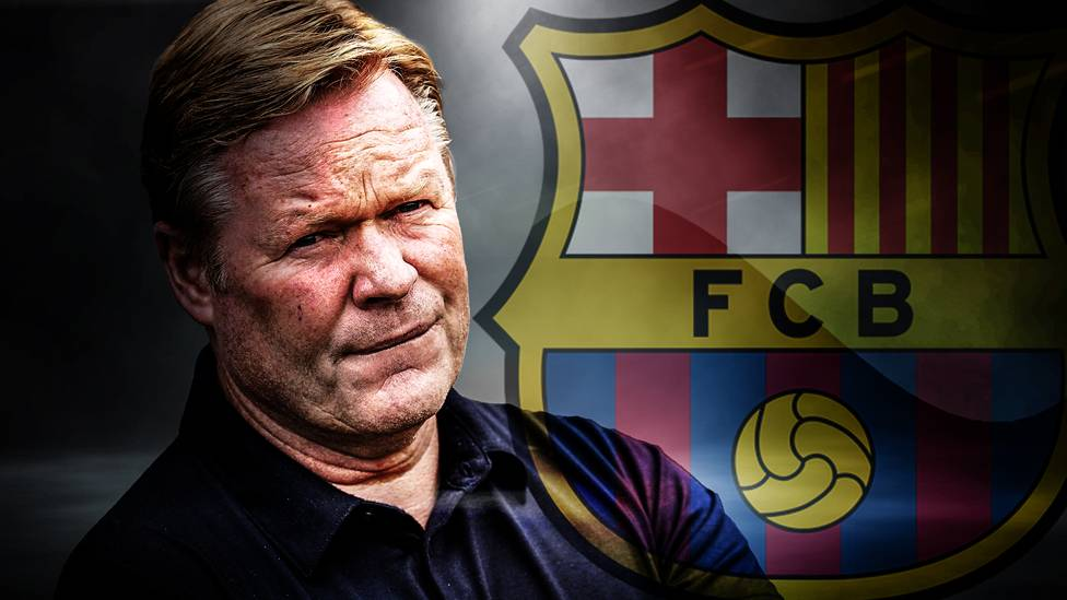 Ronald Koeman sorgte mit seiner Pressekonferenz für Aufsehen. Bereits seit mehreren Wochen macht der Trainer des FC Barcelona mit bedenklichen Aussagen auf sich aufmerksam.