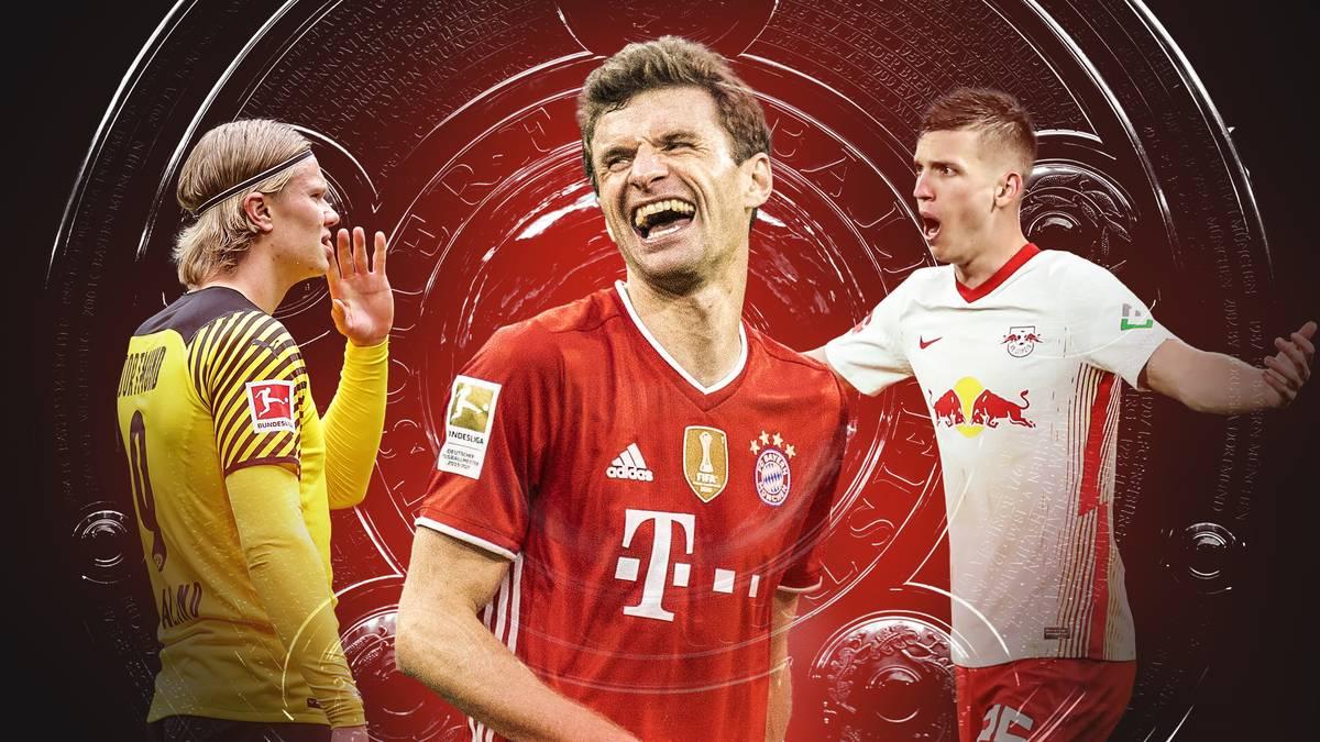 Der FC Bayern München verzichtet in dieser Saison bisher auf große Transfers. Die Konkurrenz in der Bundesliga dagegen rüstet auf. Kostet das dem FCB womöglich die Meisterschaft?