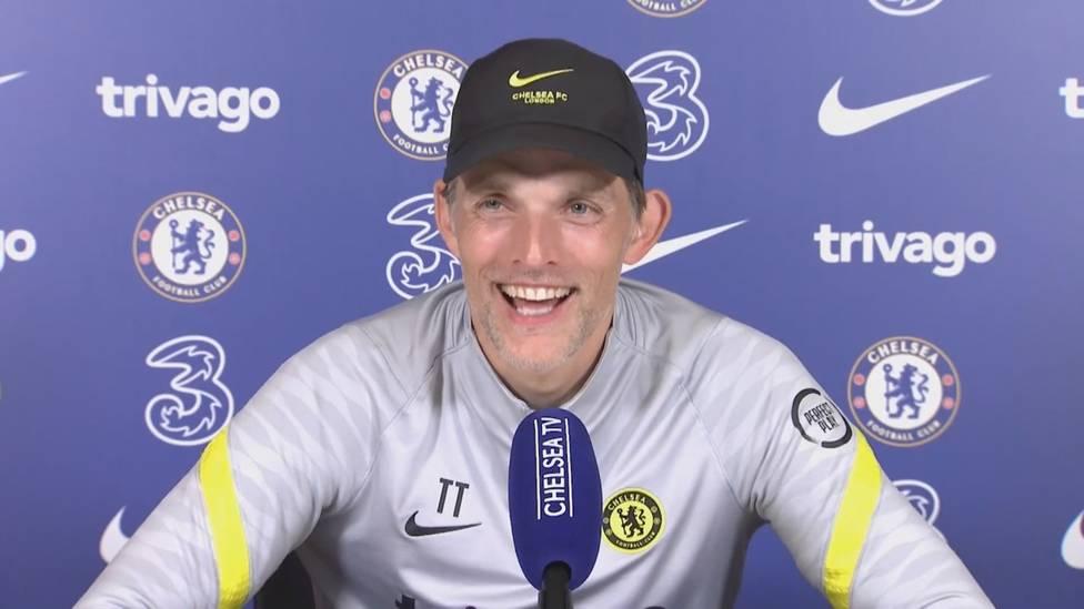Chelsea-Trainer Thomas Tuchel scherzt, dass er mit einer Premier-League-Rückkehr von Cristiano Ronaldo nicht umgehen kann. Für den Deutschen sagt dies aber auch viel über die Liga aus.
