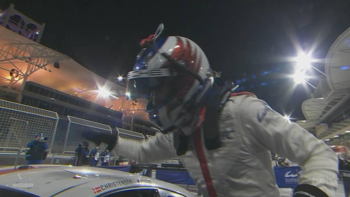 Beim letzten Lauf der WEC feiert das Porsche GT Team trotz verlorener Meisterschaft einen versöhnlichen Saisonabschluss. In der LMP2 entscheidet sich der Sieg erst in den letzten Minuten.