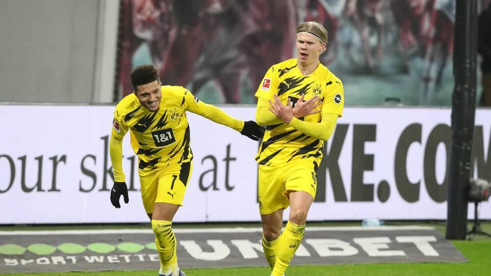 Mit Jadon Sancho und Erling Haaland hat Dortmund zwei echte Ausnahmetalente in seinen Reihen. Beide werden wohl nicht langfristig zu halten sein.