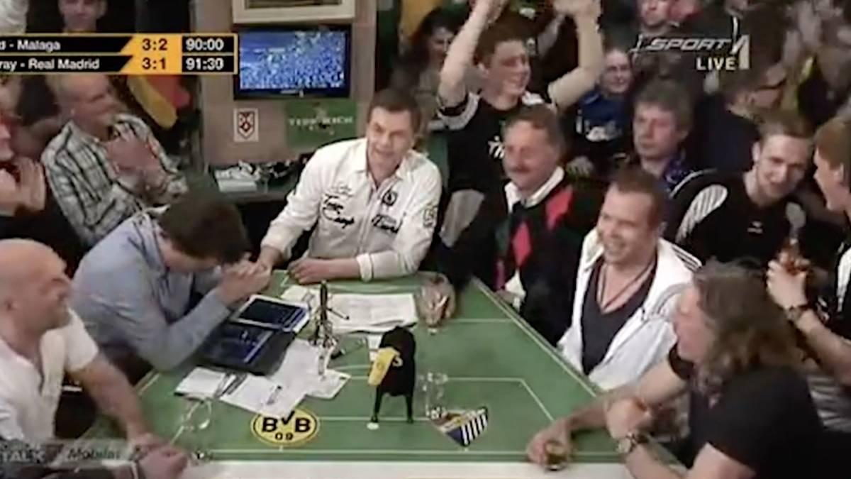 Purer Wahnsinn im Fantalk! 6 Jahre BVB-Wunder gegen Malaga