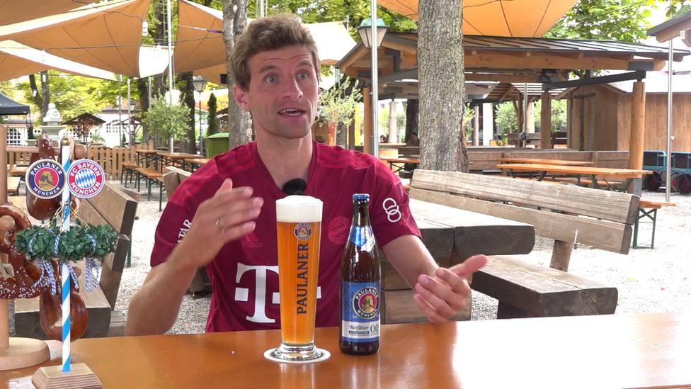 Die ersten Länderspiele unter dem neuen Bundestrainer Hansi Flick stehen an. Thomas Müller hofft nach der gegen Ende enttäuschenden Ära Löw auf neuen Schwung.