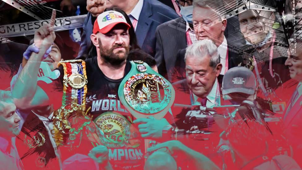 Schwergewichts-Weltmeister Tyson Fury liefert sich mit Deontay Wilder einen Fight für die Ewigkeit. Fury ging gleich zweimal zu Boden und kam dann mit einem spektakulären Knock-Out zurück.