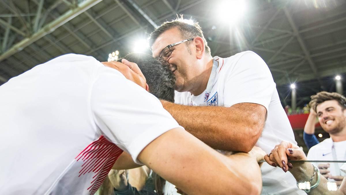Die Gewalt rund um das EM-Finale erschütterte am vergangenen Sonntag viele Fans. Auch der Vater von Harry Maguire gehörte zu den Opfern.