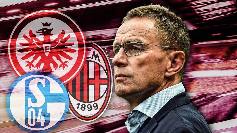 Ralf Rangnick wird nicht bei Eintracht Frankfurt anheuern. Immer wieder wurde sein Name bei verschiedenen Aufgaben gehandelt, am Ende wurde nichts draus. Woran liegt das?
