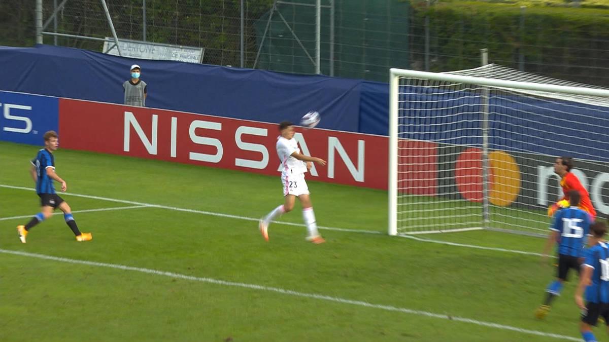 Real Madrid gewinnt in einer umkämpften Partie gegen Inter Mailand und zieht ins Halbfinale der UEFA Youth League ein. Am Samstagabend wartet RB Salzburg