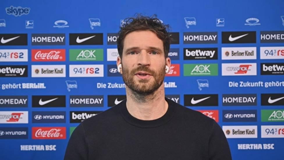 Im CHECK24 Doppelpass spricht Arne Friedrich über die aktuelle Situation bei Hertha BSC. Der Sportdirektor der Berliner überrascht mit einer Aussage zu Investor Lars Winhorst.