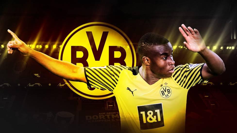 In der U21 brach der 16-Jährige mit seinem Doppelpack einen Rekord. In Dortmund ist es bisher noch kein entscheidender Faktor. Das hat einen ganz bestimmten Grund.