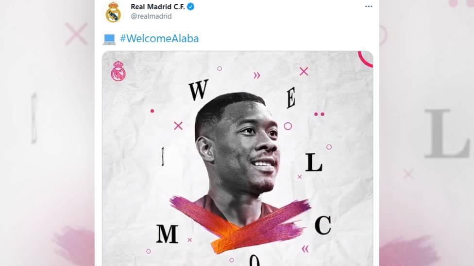 David Alaba wechselt nach seinem Abschied vom FC Bayern zu Real Madrid. Die Königlichen melden den Transfer als perfekt und begrüßen den Österreicher.