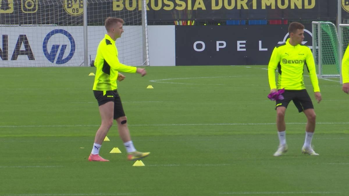 Der BVB hat Verletzungssorgen zu kämpfen. Vor dem Champions-League-Duell gegen Sporting Lissabon gibt es jedoch etwas Hoffnung.