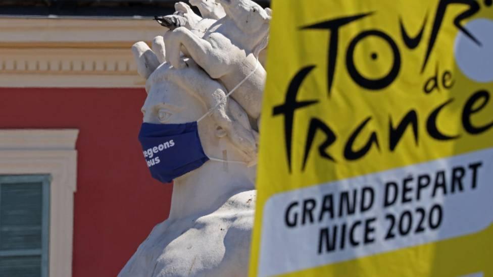 Das Warten der Radsport-Fans hat ein Ende. Die Tour de France 2020 findet trotz Corona statt. SPORT1 nennt alle wichtigen Fakten über das diesjährige Radrennen.
