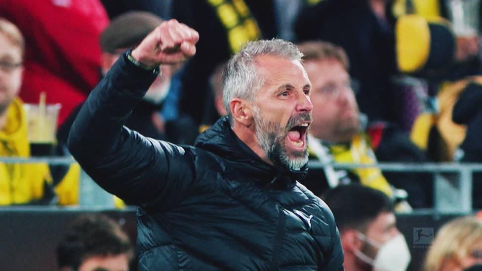 Marco Rose kehrt zum ersten Mal zurück in den Borussia-Park. Der Trainer von Borussia Dortmund muss sich in Mönchengladbach auf einen ungemütlichen Empfang einstellen.