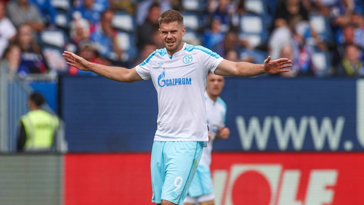 Simon Terodde trifft in der 2. Bundesliga auch für Schalke 04 nach Belieben. Der ewige Torrekord ist fast schon greifbar.