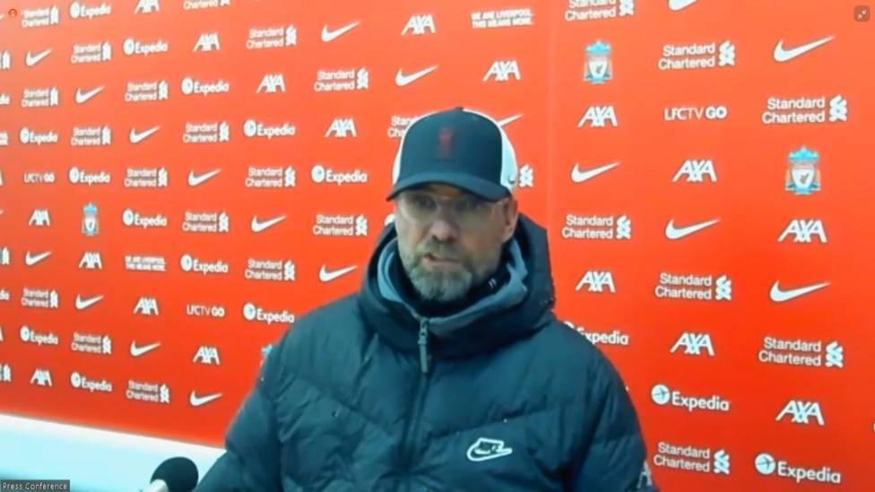 Der FC Liverpool muss die nächste Niederlage in der Premier League schlucken. Jürgen Klopp macht nach dem Spiel vor allem die fehlende Frische seines Teams als Grund für den Misserfolg aus.