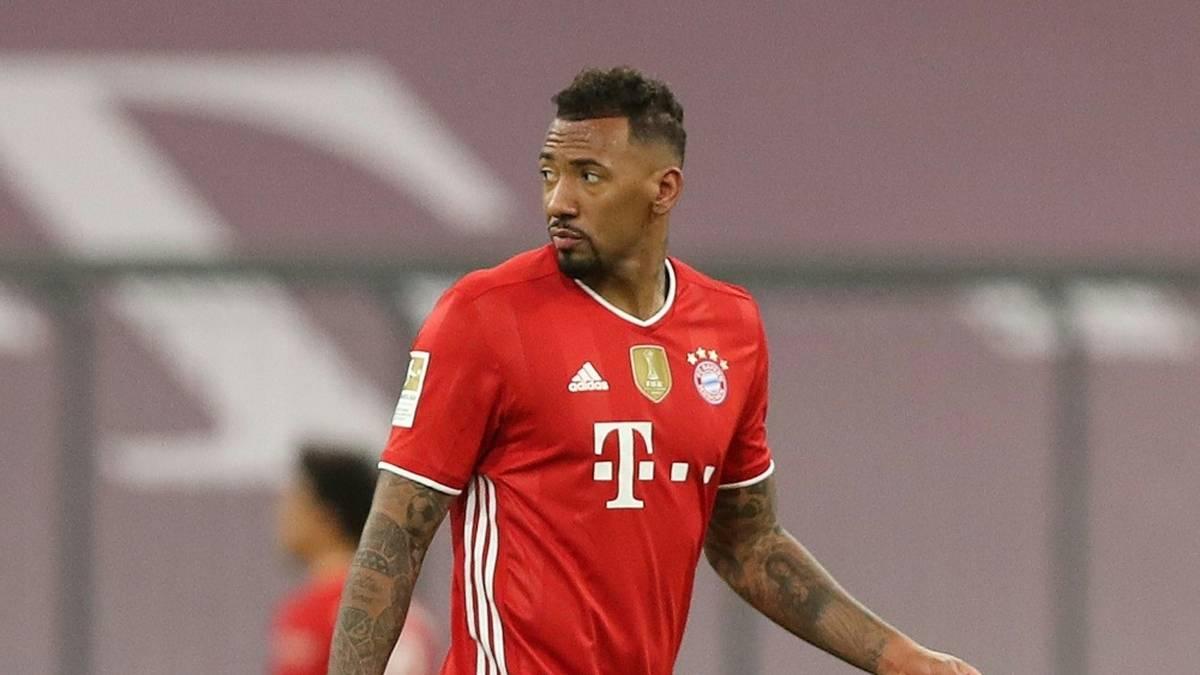 Der Abschied von Jérôme Boateng beim FC Bayern steht schon länger fest, seine Zukunft hingegen nicht.