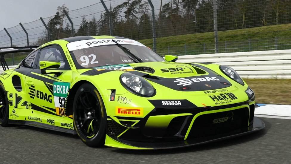 Das gabs noch nie! Mit dem Team SSR Performance ist am Nürburgring erstmals ein Porsche in der DTM am Start.