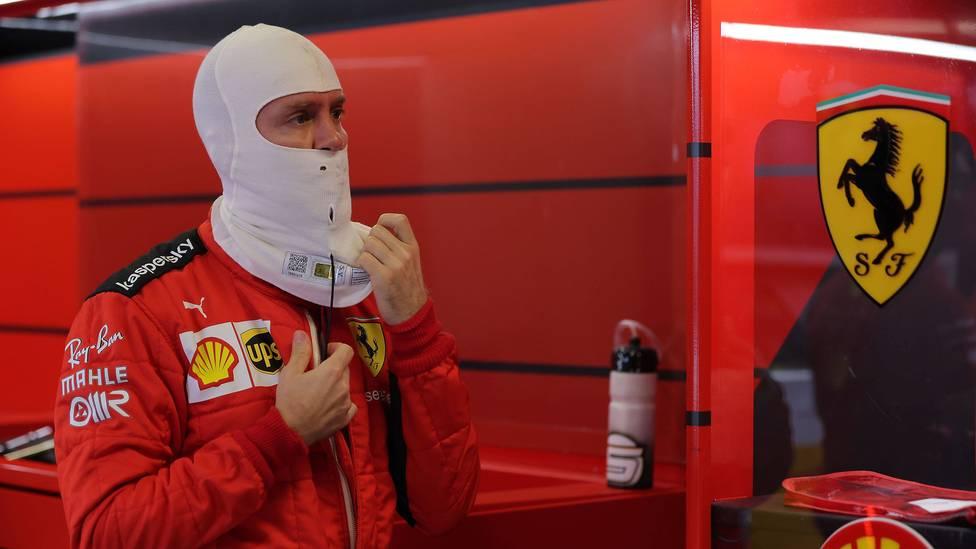 In seinem letzten Rennen für Ferrari landet Sebastian Vettel weit außerhalb der Punkte. Den Sieg beim Großen Preis von Abu Dhabi bejubelt derweil Max Verstappen.