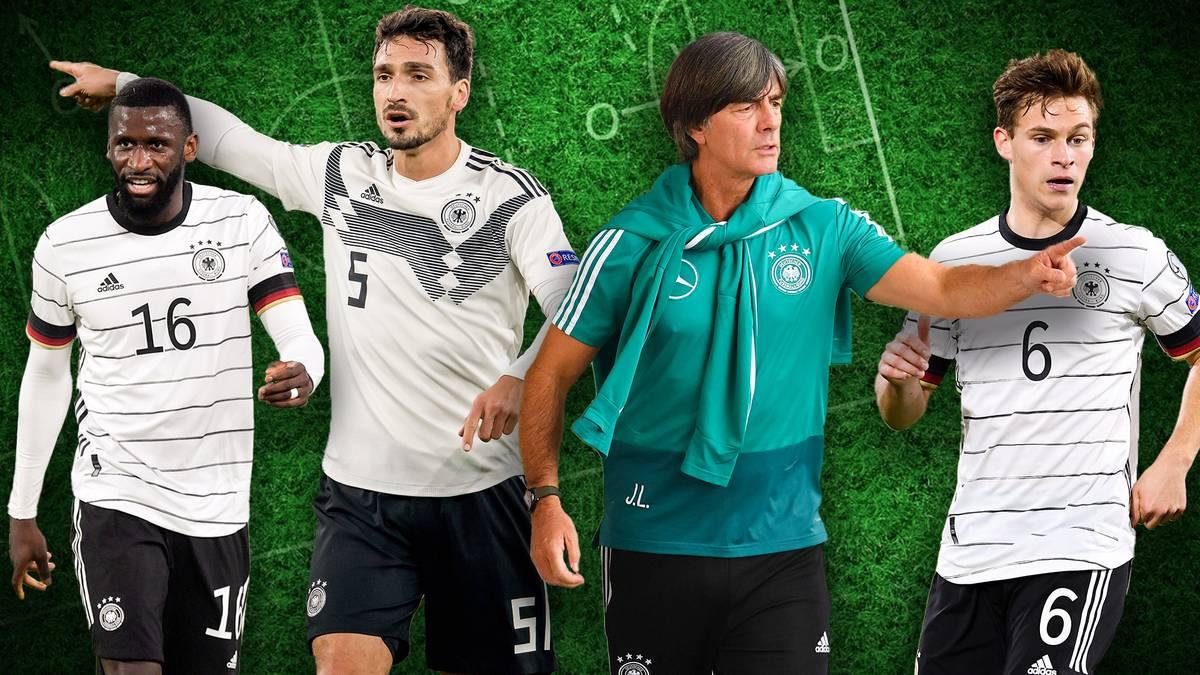 Ein Imagefilm vor der Bekanntgabe des EM-Kaders könnte Joachim Löws Taktik für die EM vielleicht schon verraten haben. Steht die Formation des Bundestrainers also schon fest?