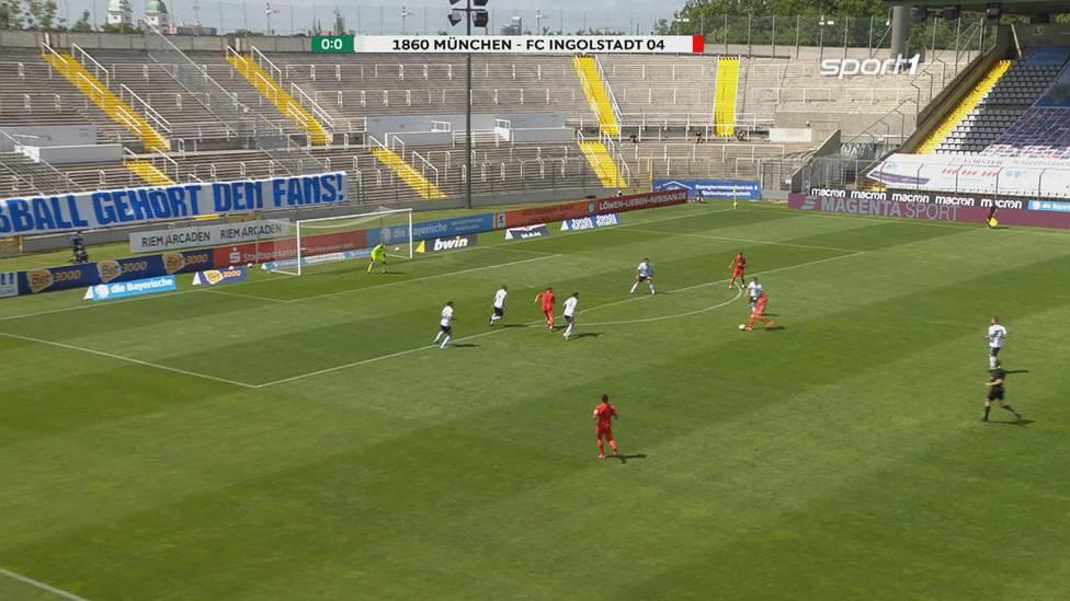 Der FC Ingolstadt schlägt 1860 München und beendet die Saison auf Platz vier. Damit muss das Team von Coach Oral in der Relegation antreten.