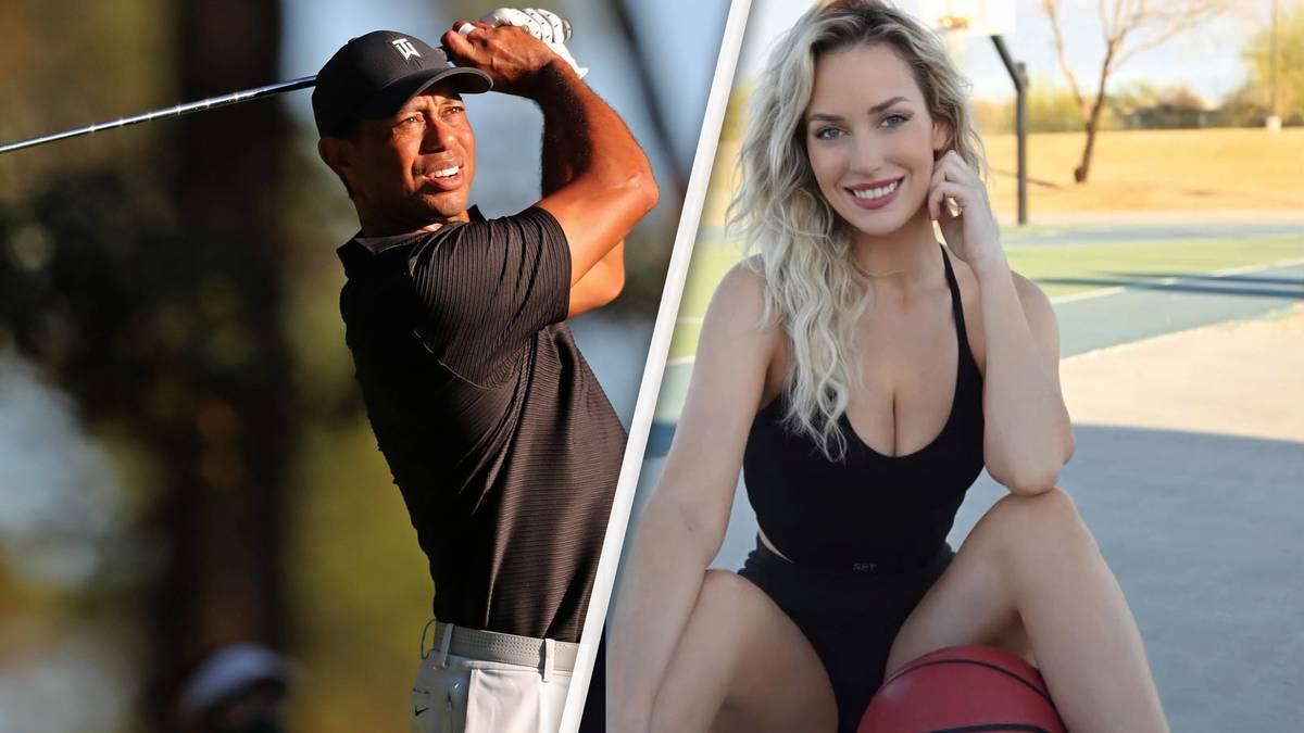 Nach Tiger Woods Horror-Unfall stehen die Chancen auf ein Golf-Comeback nicht gut. Doch Golf-Sternchen Paige Spiranac glaubt an eine Rückkehr von Woods und erklärt auch warum.