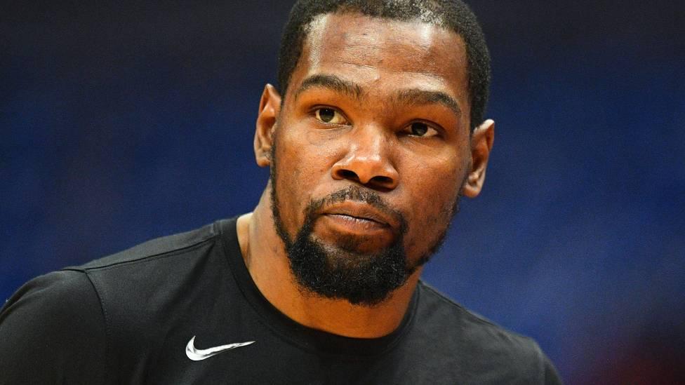 Schlechte Nachrichten für die Brooklyn Nets: Kevin Durant wird seinem Team in den nächsten vier Spielen nicht zur Verfügung stehen.