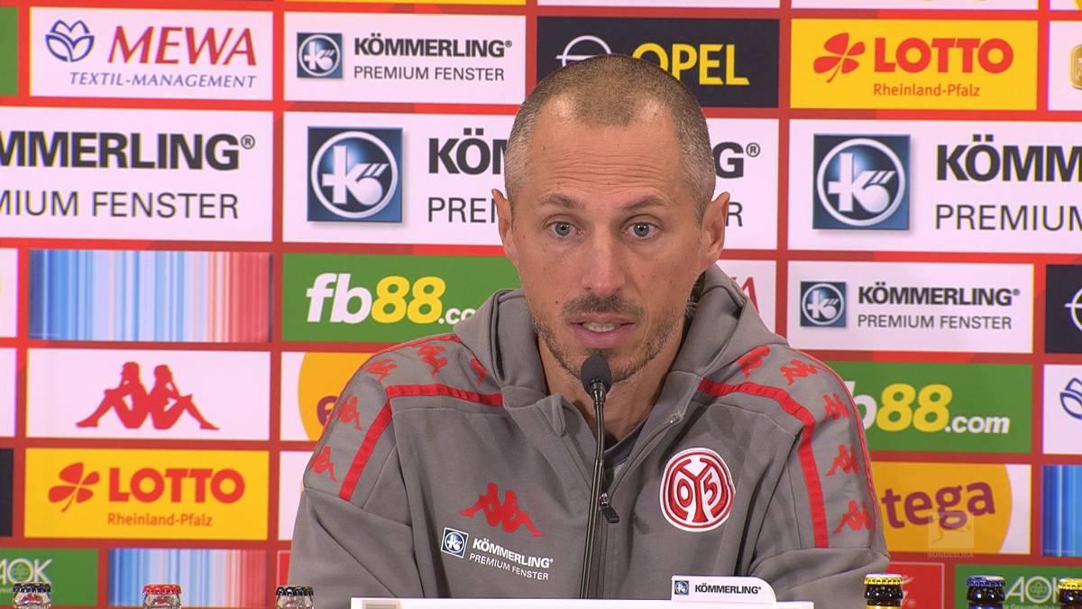 Mainz 05 steht nach der Niederlage gegen Gladbach weiter ohne Punkte da. Trainer Jan-Moritz Lichte appelliert an seine Spieler, mehr Wut ins Spiel zu bringen.