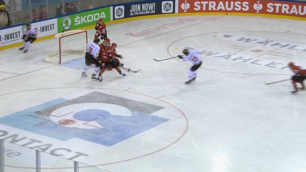 Im finalen Spiel der Gruppe A unterliegen die Fischtown Pinguins in der Champions Hockey League Sparta Prag mit 1:3. Dadurch verpasst Bremerhaven das Achtelfinalticket.