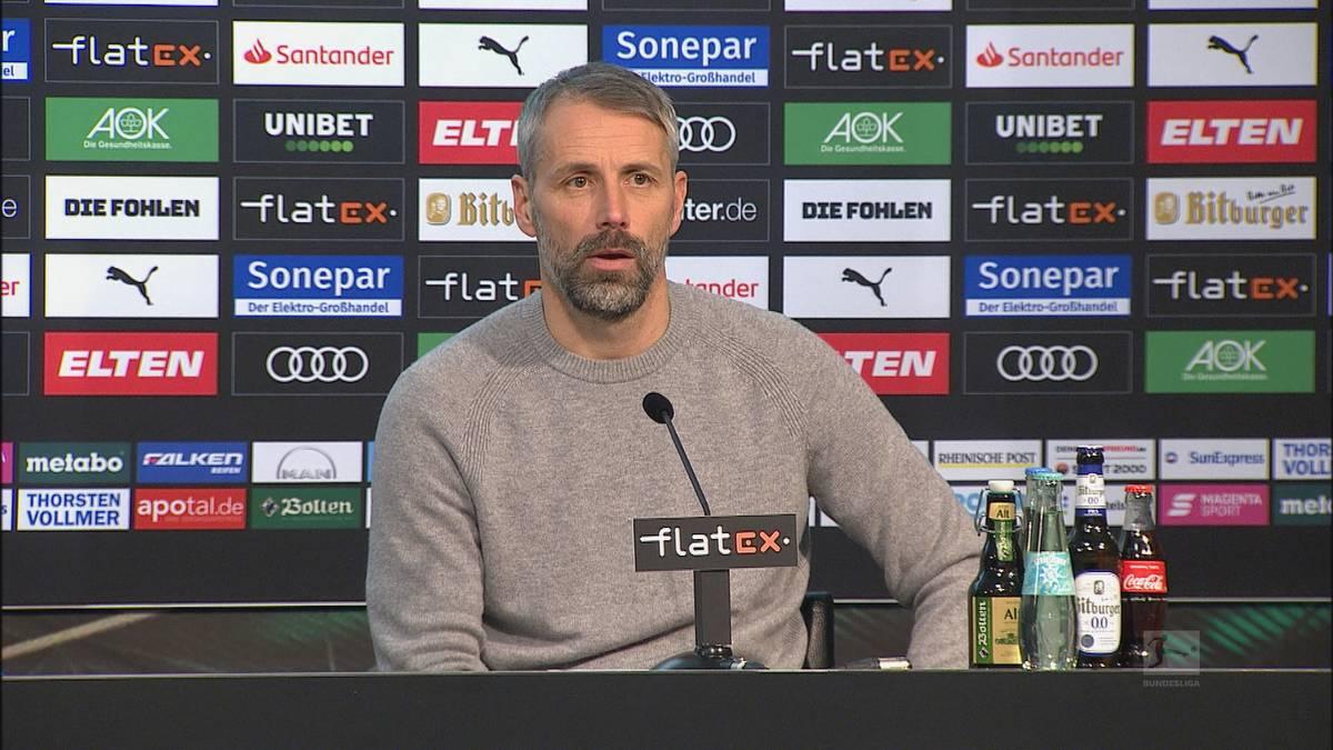 Breel Embolo soll angeblich gegen die Quarantänevorschriften verstoßen und an einer Party teilgenommen haben. Trainer Marco Rose stellt sich hinter den Gladbach-Stürmer.