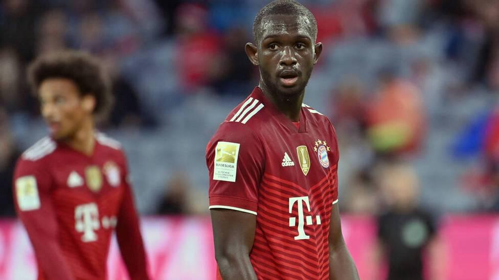 Tanguy Nianzou gilt als eines der größten Abwehrtalente in Europa. Beim FC Bayern kommt der Franzose bislang aber nur selten zum Einsatz.
