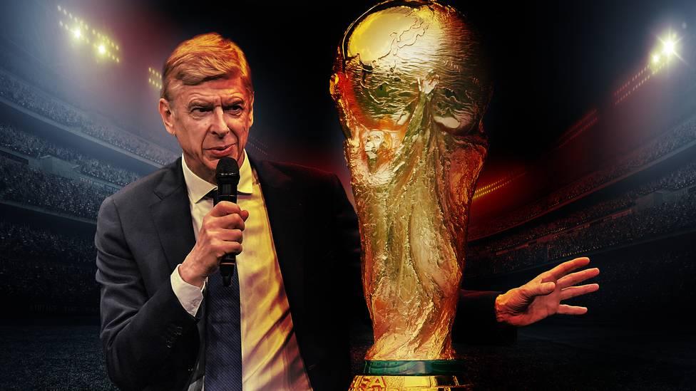 Die FIFA wirbt mit Entwicklungsdirektor Arsene Wenger erneut für eine WM-Revolution. Die Endrunde soll in einem Zwei-Jahres-Rhythmus stattfinden.