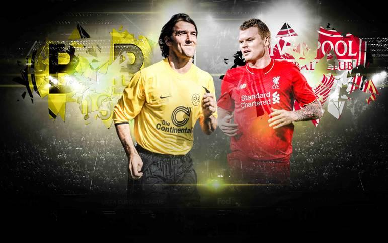 Kader Für Legendenspiel Borussia Dortmund Fc Liverpool Sport1