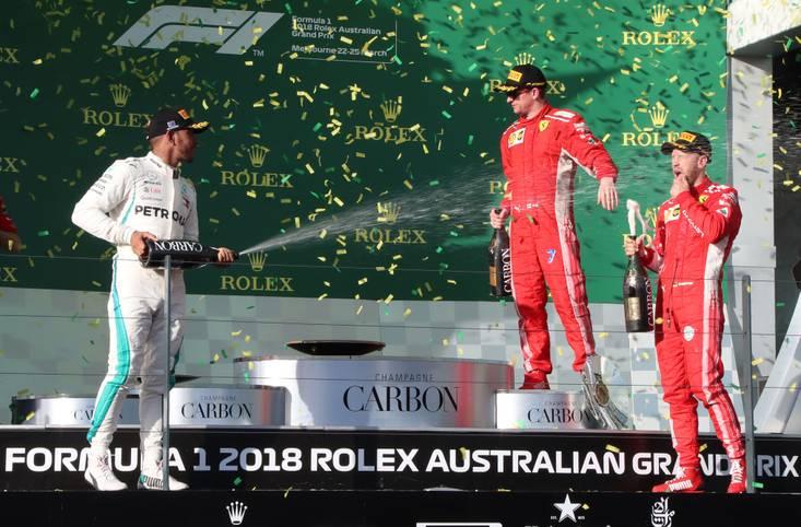 Formel 1 Pressestimmen Zu Melbourne über Vettel Und Hamilton