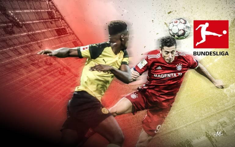 Das Titelrennen zwischen dem FC Bayern und Borussia Dortmund elektrisiert die Liga. Das Restprogramm der Kontrahenten hat es in sich - Stolpergefahr inklusive. SPORT1 blickt voraus, welche Gegner und Gefahren auf die Münchner und den BVB während der letzten Spieltage warten