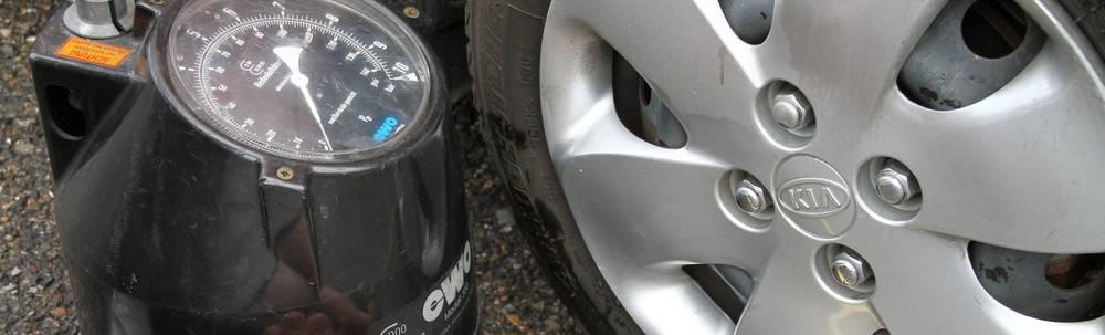 Ein falscher Reifendruck kann fatale Folgen haben
