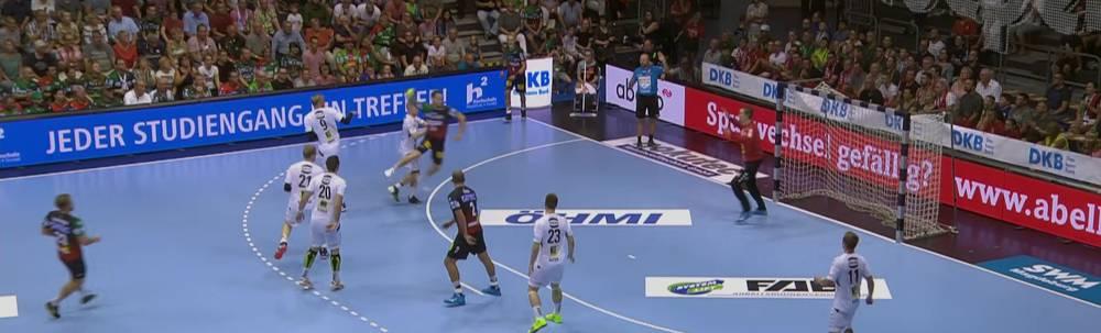 Handball-Bundesliga: SC Magdeburg - GWD Minden, Tore & Highlights im Video   HBL