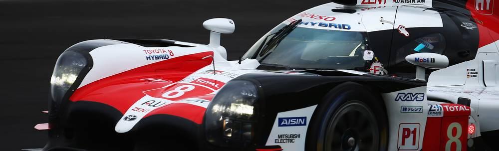 Le Mans 24 Hour Race - Qualifying