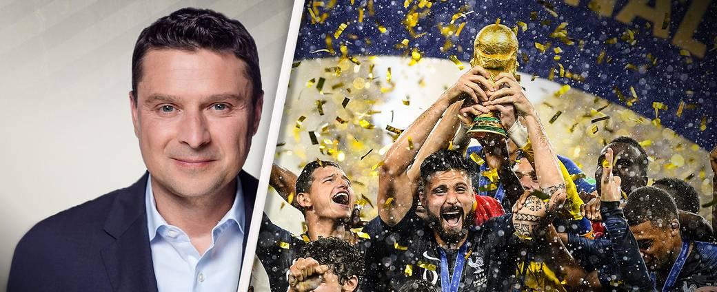 Für Ivo Hrstic, Director Digital bei SPORT1, war die WM in Russland aus spielerischer Sicht eine Enttäuschung