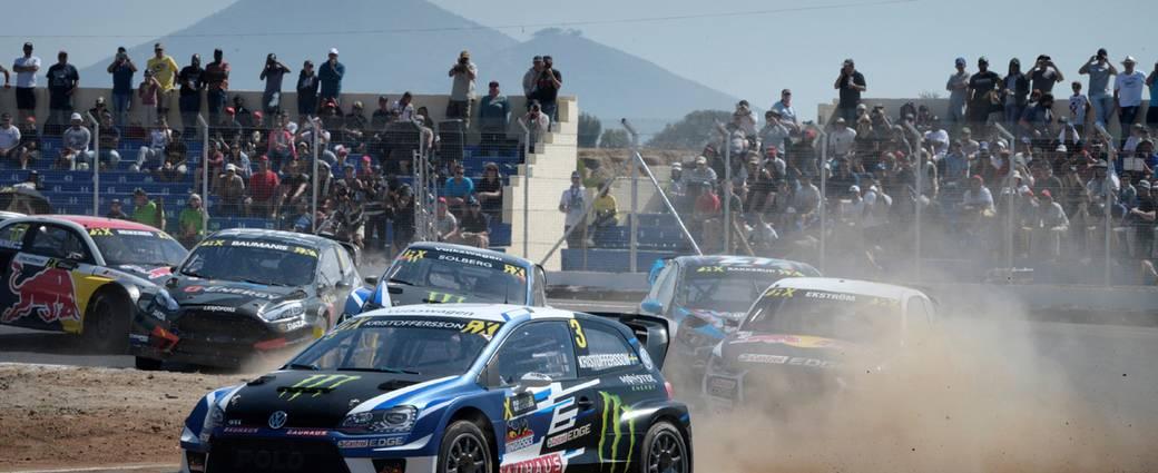 Die FIA WRX ist der Top-Neuzugang beim
