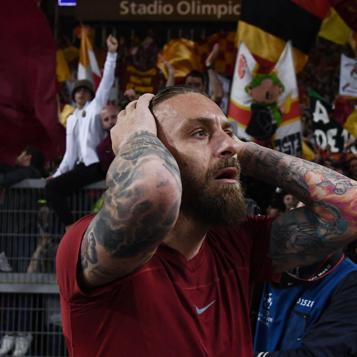 Fan-Protest nach de Rossis Abschied
