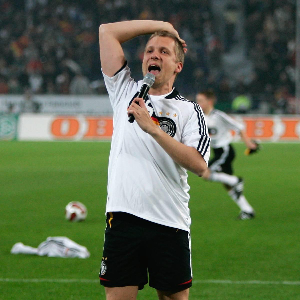 Nationalmannschaft: DFB schafft Tor-Hymne von Oliver Pocher ab