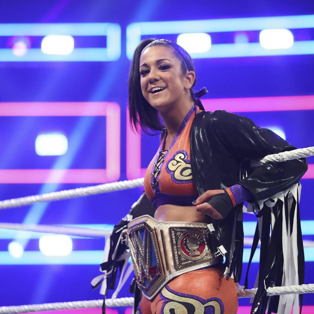 Bayley überrascht im WWE-Ranking