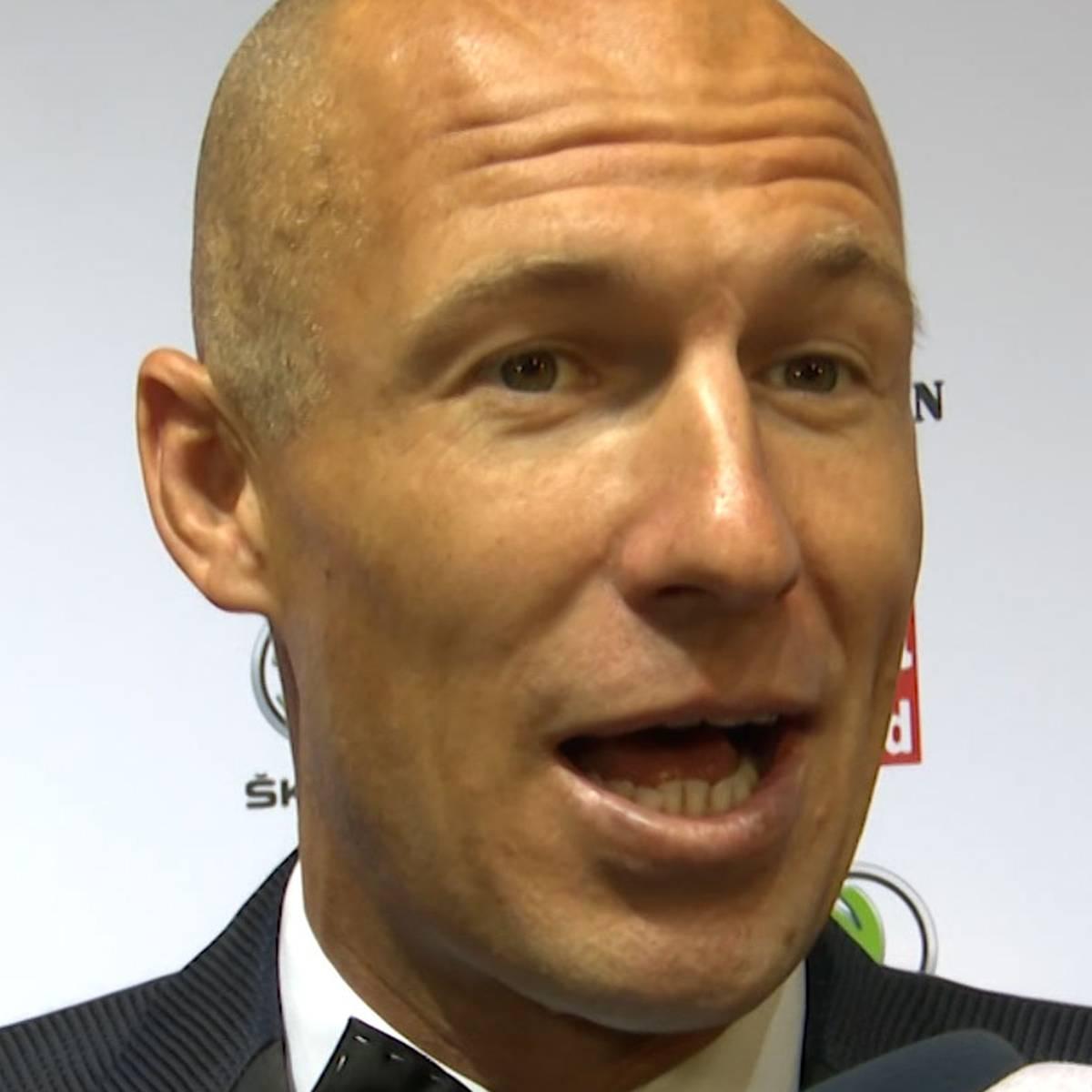 Robben überlasst Coutinho die 10